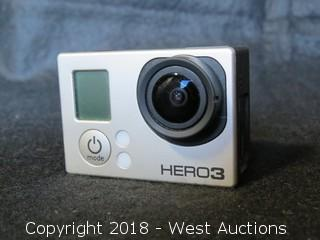 GoPro Hero 3 Camera Body