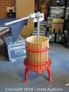 Grape Crusher