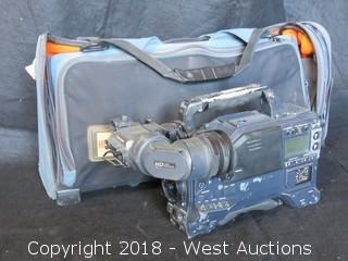 Panasonic HD X900 Digital Video Camera AJ-HDX900P with Petrol Bag