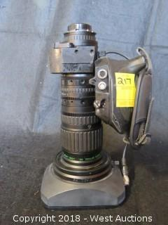 Fujinon Super Wide TV Zoom Lens A8.5x5.5BEVM-28B