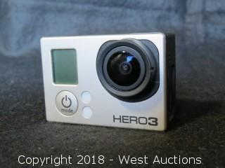 GoPro Hero 3+ Camera Body