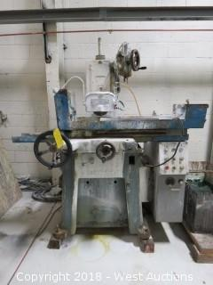 Okamoto PFG-450 Automatic Surface Grinder with Digital Readout
