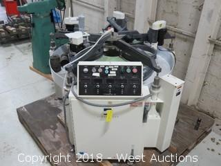 """Strasbaugh 6DG 48"""" Continuous Polisher Lapping Machine"""