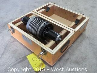 Industrial Tools Incorporated Precision Arbor Gang Assembly with Case