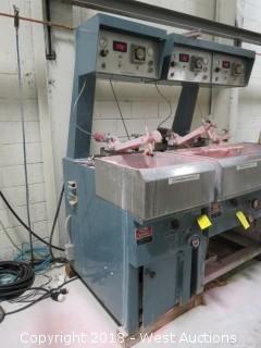 Strasbaugh GDA1 Automatic Polishing Machine
