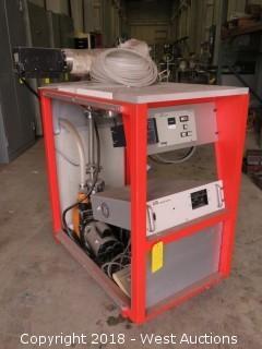 Portable Nitrogen Vacuum Pump System