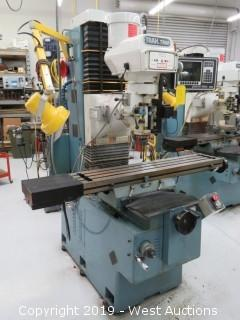 Proto Trak TRM 2 Axis CNC Vertical Milling Machine