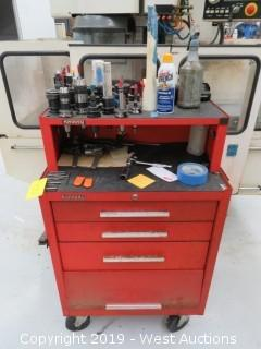 Kennedy  Portable Toolbox with CNC Tooling