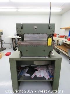 Gerver GK-1 Folding Press