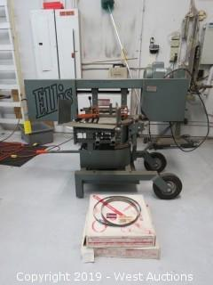 Ellis Portable Mitre Band Saw