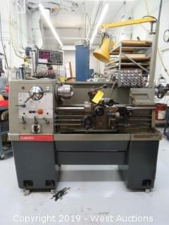 "Clausing-Colchester 13"" Lathe with Trak 102 Readout"