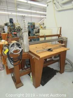 Peterson Panel Saw 10""