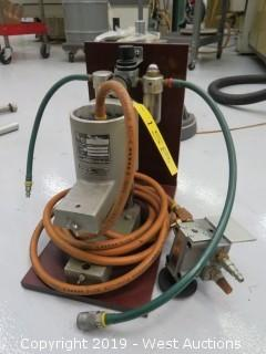 BMC E-30 Pump System