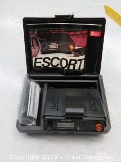 Escort Radar Warning Receiver