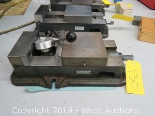 "6"" Machine Vise with Handle"