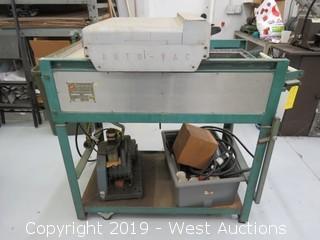 Auto-Vac LV Plastic Sheet Forming Machine