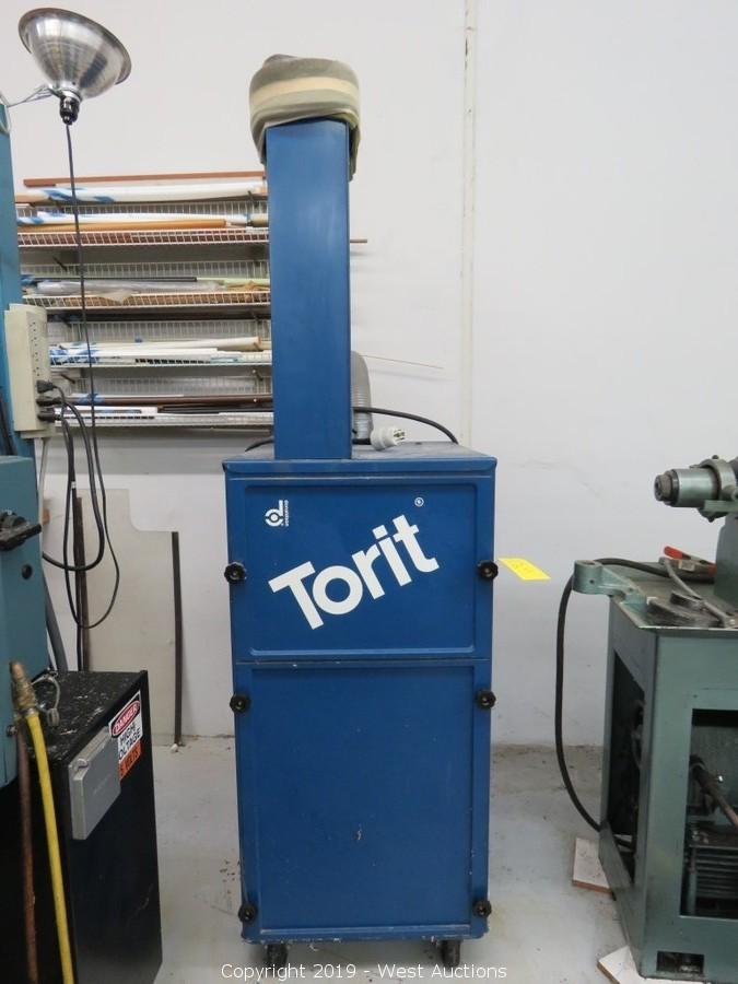 Online Auction of Plastic and Rubber Fabrication Machine Shop Equipment for Sale in Fremont, CA