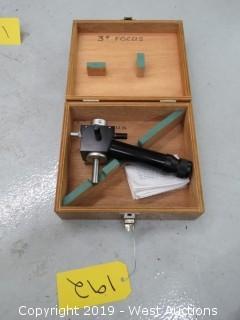 """Titan 3"""" Focus Centering Microscope"""
