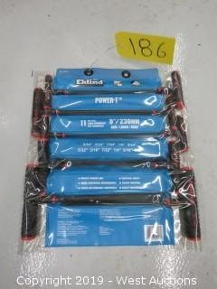 Eklind Power-T 11 Hex Key Set