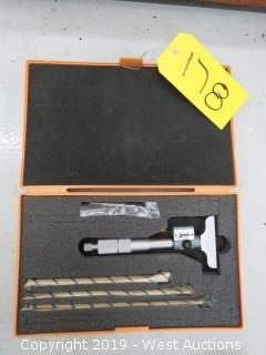 """Mitutoyo .001"""" Measuring Tool"""