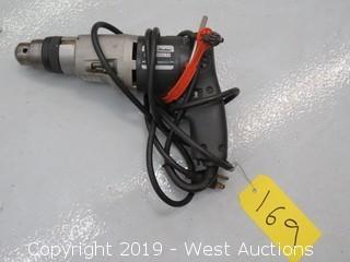 "Black & Decker 3/8"" Dual Range Hammer Drill"