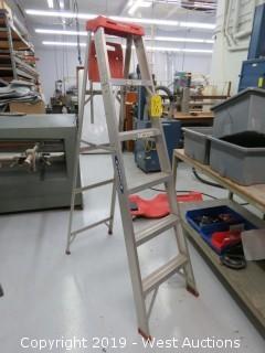 Werner 5' Aluminum Ladder