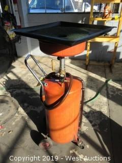 20 Gallon Oil Waste Tank