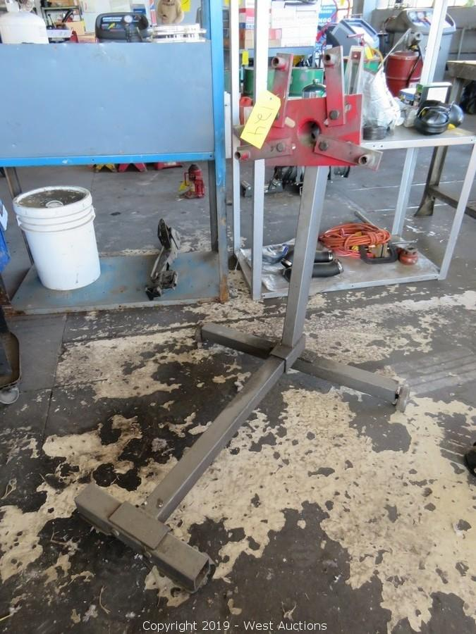 Online Auction of Automotive Repair Equipment and Diagnostic Tools for Sale in Chico, CA