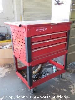 Blue-Point Shop Tool Cart