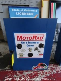 "MotoRad Cap & Thermostat Cabinet 15"" x 22"" x 5"""