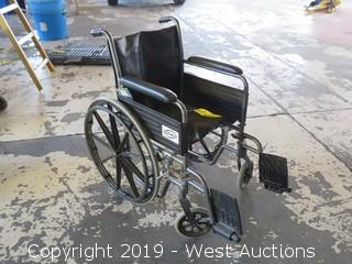 Evermed Wheelchair