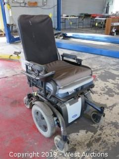 Invacare TDX SI Motorized Wheelchair