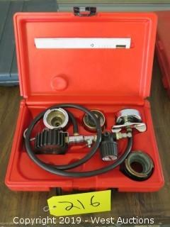 Snap-On Air Powered Cooling System Pressure Tester
