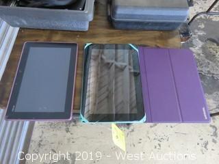 (2) Asus MeMo Tablets