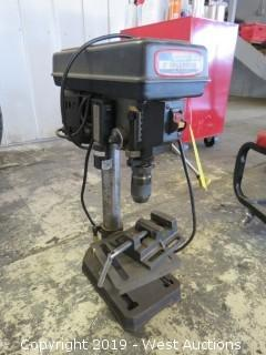 "Central Machinery 8"" Drill Press with Keyless Chuck"