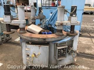 Spitfire Tool Co. Abrasive Machining Polishing & Grinding Machine