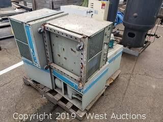 (6) Helix CTI - Cryogenics Compressor Units