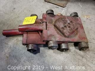 (2) Pivoting Machine Dollys