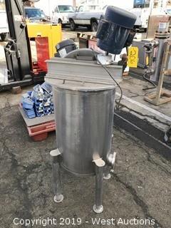 Neptune Stainless Steel Mixer