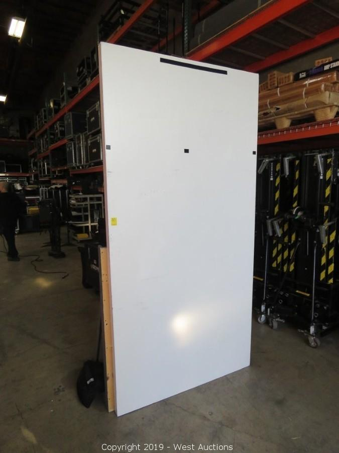 Online Auction of Inventory from Audio Visual Production Company in San Marcos, CA