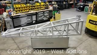 "12"" Silver Truss Tipper"