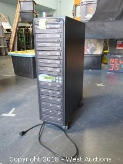 Pro Duplicator 11 Port DVD Duplicator
