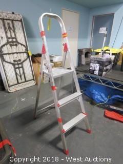 3' Aluminum Step Stool