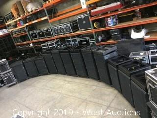 (20) Nexo GEO D10 Line Array Speakers