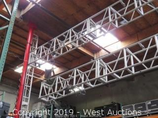 (4) pieces of Applied Electronics Pre-rig Truss