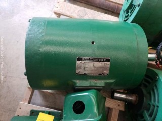 20 H.P. Premium Efficiency EQP III Induction Motor