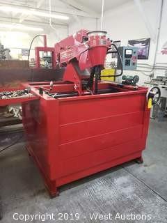Sunnen Automatic Cylinder Re-Sizing Machine