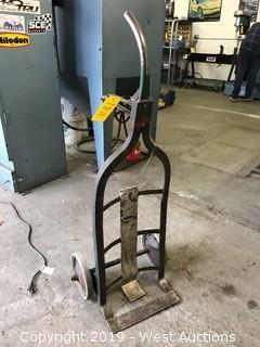 Steel Handtruck