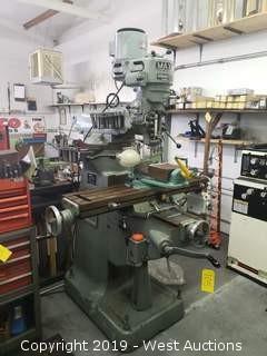 MaxMill Vertical Milling Machine