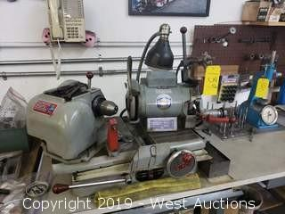 Sioux 680 Valve Face Grinding Machine
